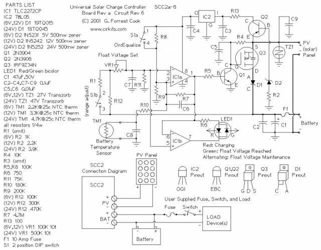 Представляем вам большой сборник схем зарядных устройств для...