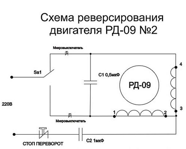 инкубаторе - схема